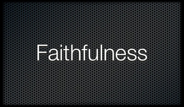 Enemies of Faithfulness