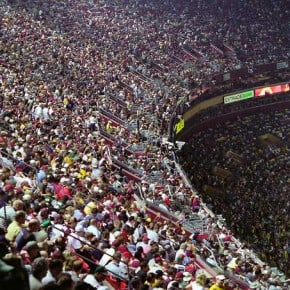 Football Crowd