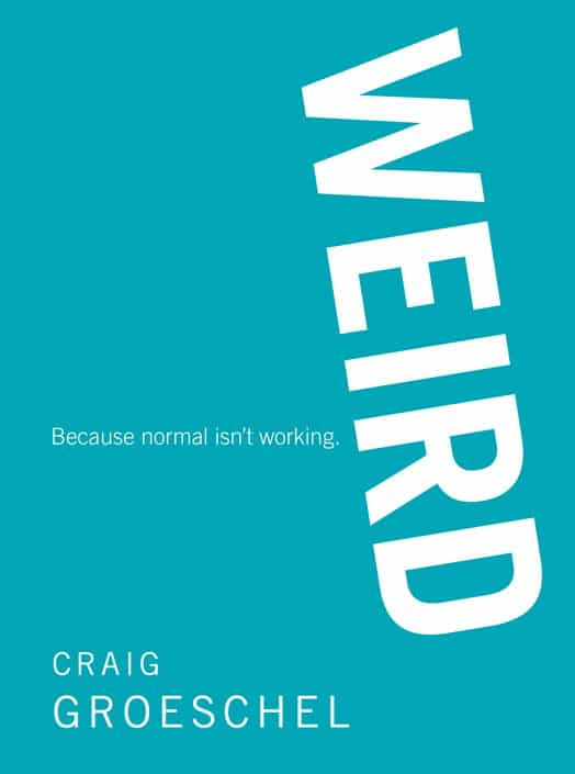 Weird – Because normal isn't working – Book Review