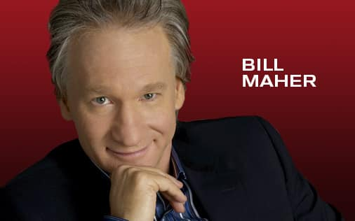 A Reaction to a comment by Bill Maher in Transcendent Man