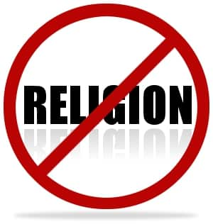 Why I Hate Religion – Reaction to a Reaction