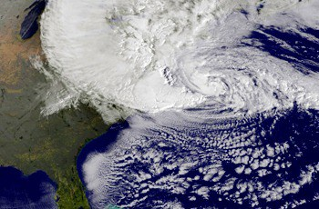 Electricity, Hurricane Sandy and the Feast of Sukkot – Four lessons