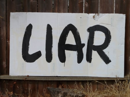 The accusation of lying – what politics reveals about our need for truth