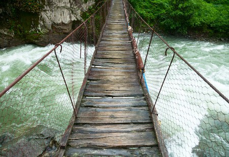 A Bridge and not a Wall
