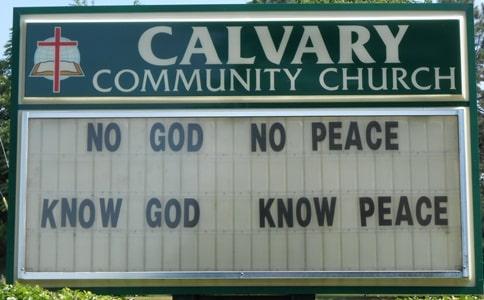 Church Cliche