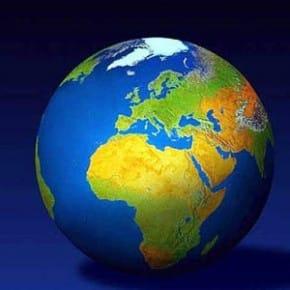 God's sovereignty over the world
