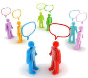 Blogger Interaction