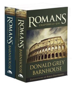 Barnhouse Romans Commentary