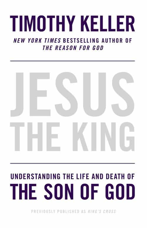 Jesus the King book title