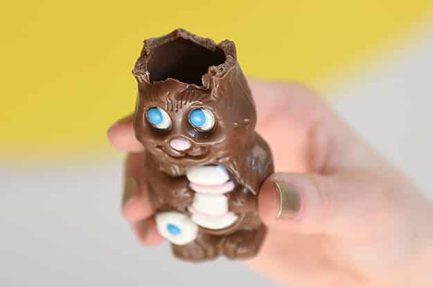 Hollow Easter Bunny